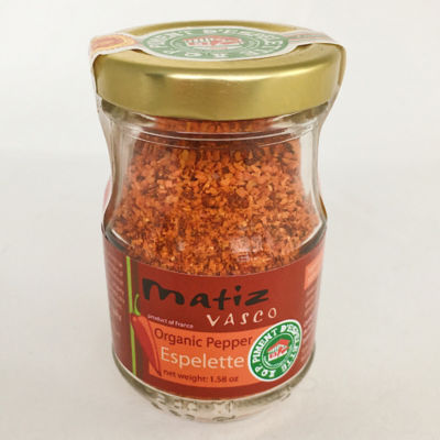 Piment d'Espelette Basque Pepper by Matiz