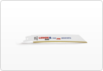 LENOX Gold® POWER ARC CURVED METAL RECIPROCATING SAW BLADES