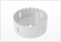 CARBIDE GRIT HOLE SAWS