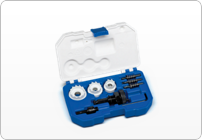 Metal Cutting Hole Saw Kits