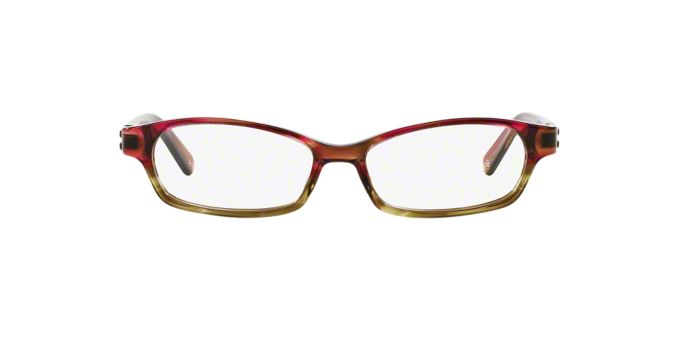 Tory Burch Eyeglass Frames Lenscrafters : TY2016B: Shop Tory Burch Pink/Purple Rectangle Eyeglasses ...