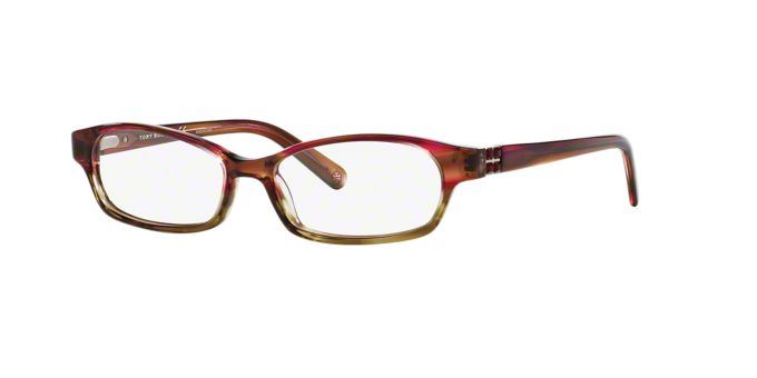 TY2016B: Shop Tory Burch Rectangle Eyeglasses at LensCrafters