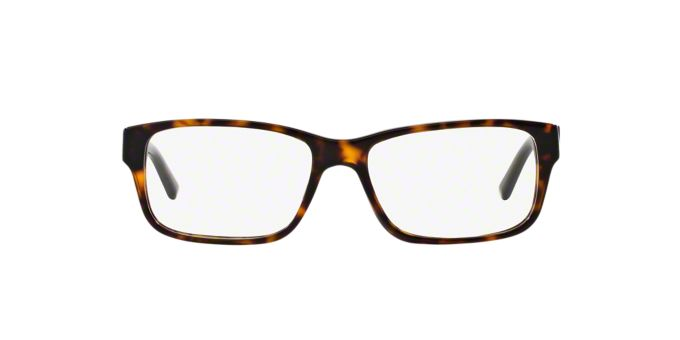 Prada Red Frame Glasses : PR 16MV: Shop Prada Rectangle Eyeglasses at LensCrafters