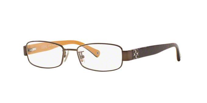 Coach Eyeglass Frames Lenscrafters : HC5001 TARYN: Shop Coach Rectangle Eyeglasses at LensCrafters