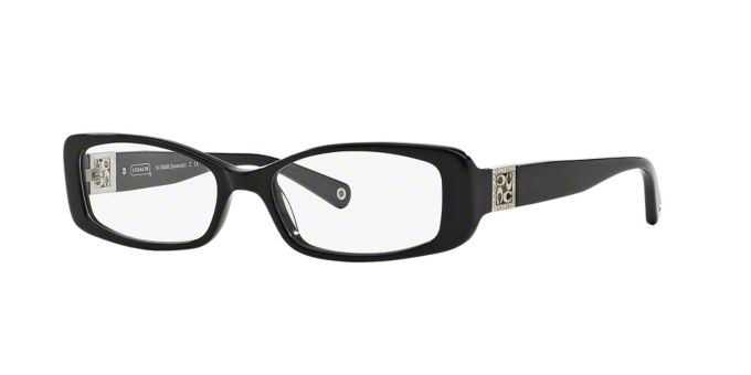 Coach Eyeglass Frames Savannah : HC6006B: Shop Coach Rectangle Eyeglasses at LensCrafters