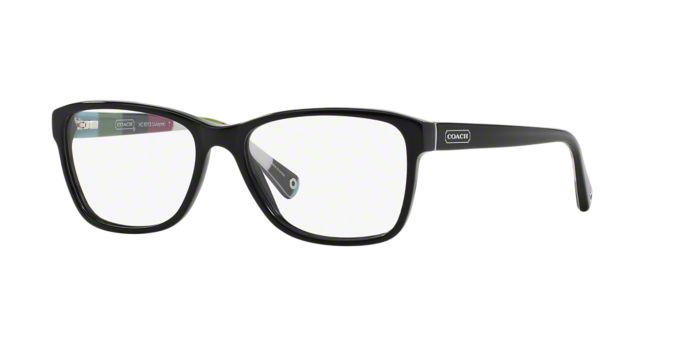 Coach Eyeglass Frames Julayne : HC6013 JULAYNE: Shop Coach Square Eyeglasses at LensCrafters