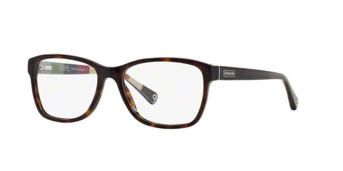 Coach Eyeglass Frames Lenscrafters : HC6013 JULAYNE: Shop Coach Square Eyeglasses at LensCrafters