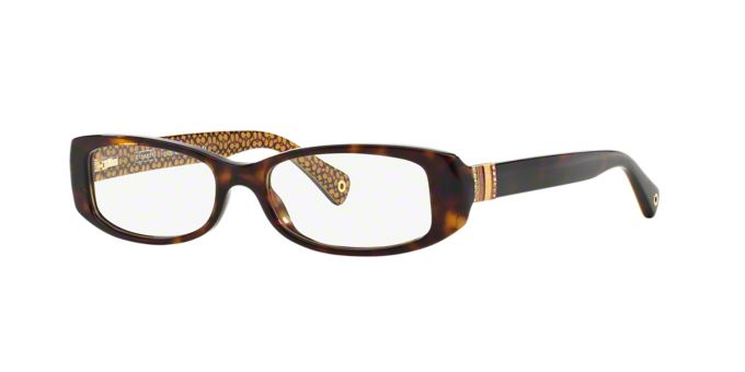 Coach Eyeglass Frames Lenscrafters : HC6033B: Shop Coach Rectangle Eyeglasses at LensCrafters