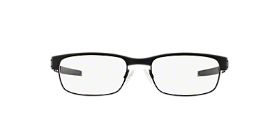 oakley eyeglass frames  image for ox5038 metal plate from eyewear: glasses, frames, sunglasses & more at