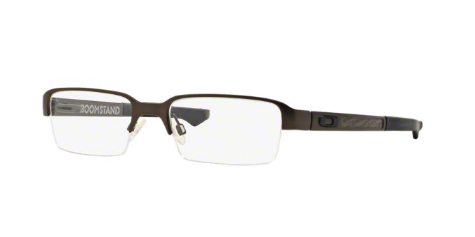 Titanium Eyeglass Frames Lenscrafters : OX5042 BOOMSTAND: Shop Oakley Semi-Rimless Eyeglasses at ...