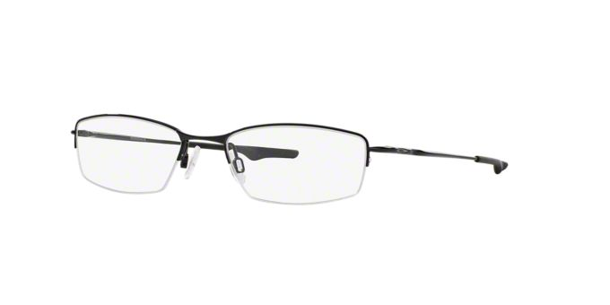Titanium Eyeglass Frames Lenscrafters : OX5089 WINGBACK: Shop Oakley Semi-Rimless Eyeglasses at ...