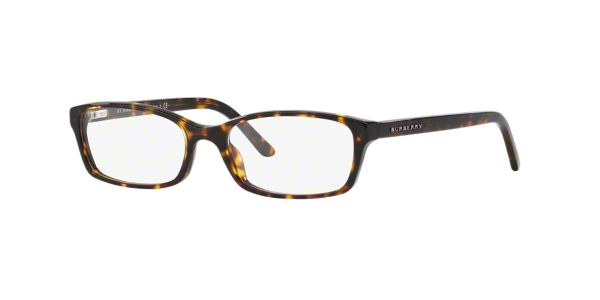 BE2073: Shop Burberry Tortoise Pillow Eyeglasses at ...