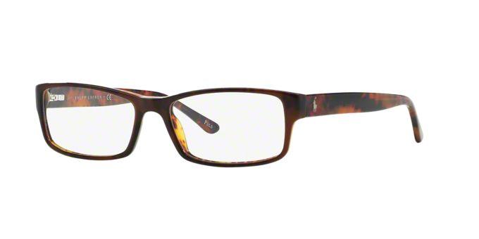 PH2065: Shop Polo Ralph Lauren Rectangle Eyeglasses at ...