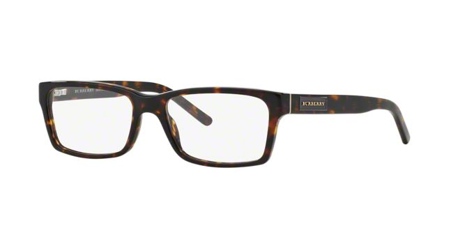 BE2108: Shop Burberry Square Eyeglasses at LensCrafters