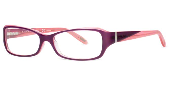RA7038: Shop Ralph Rectangle Eyeglasses at LensCrafters