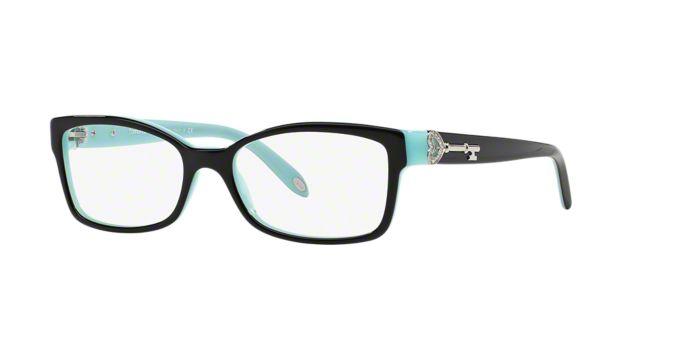 TF2064B: Shop Tiffany Rectangle Eyeglasses at LensCrafters