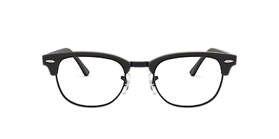 ray ban prescription glasses rx5154 clubmaster  image for rx5154 from eyewear: glasses, frames, sunglasses & more at lenscrafters