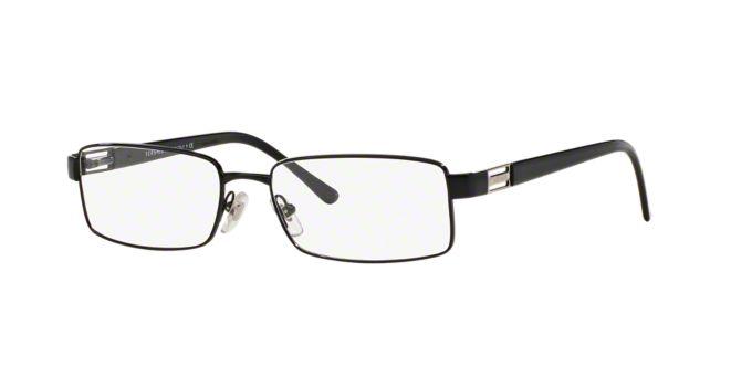 VE1120: Shop Versace Rectangle Eyeglasses at LensCrafters