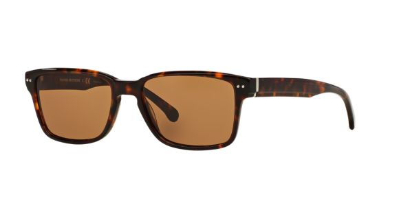 BB 725S: Shop Brooks Brothers Rectangle Sunglasses at ...