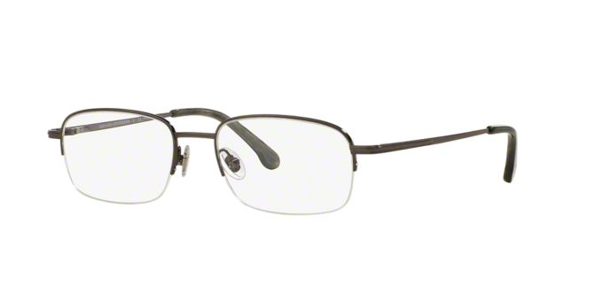 Brooks Brothers Eyeglass Frames Lenscrafters : BB 487T: Shop Brooks Brothers Semi-Rimless Eyeglasses at ...