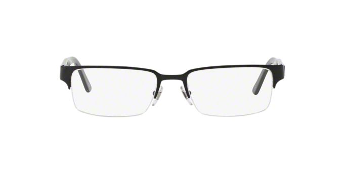 VE1184: Shop Versace Semi-Rimless Eyeglasses at LensCrafters