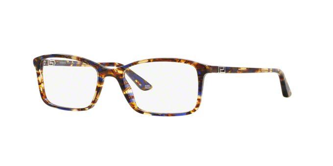 VE3163: Shop Versace Square Eyeglasses at LensCrafters