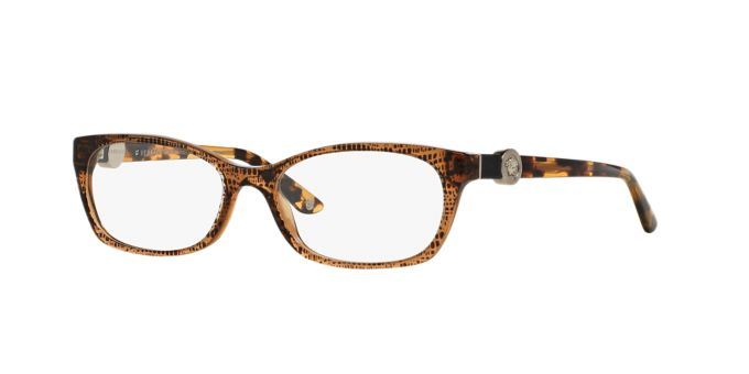 VE3164: Shop Versace Cat Eye Eyeglasses at LensCrafters