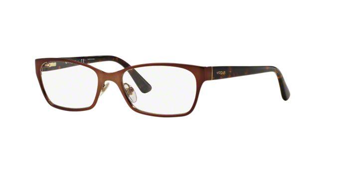 VO3816: Shop Vogue Square Eyeglasses at LensCrafters