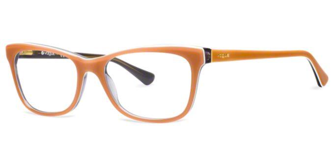 VO2763: Shop Vogue Cat Eye Eyeglasses at LensCrafters