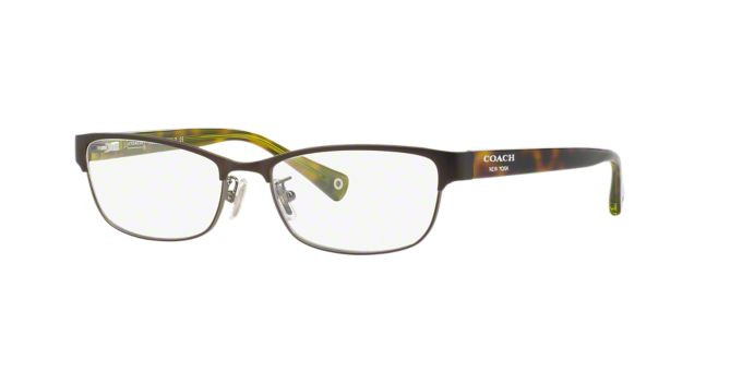 Coach Eyeglass Frames Lenscrafters : HC5033: Shop Coach Rectangle Eyeglasses at LensCrafters
