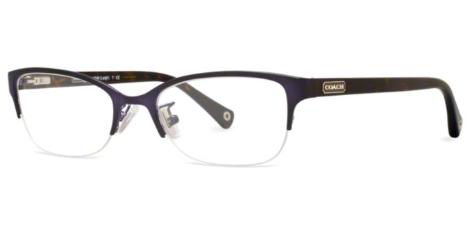 Coach Rimless Eyeglass Frames : Coach Eyewear: Find Coach Sunglasses & Coach Glasses at ...