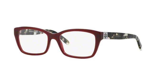 Tory Burch Eyeglass Frames Lenscrafters : TY2049: Shop Tory Burch Rectangle Eyeglasses at LensCrafters