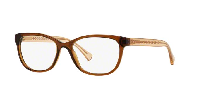HC6072: Shop Coach Square Eyeglasses at LensCrafters