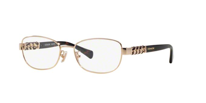 Coach Eyeglass Frames Lenscrafters : HC5072Q: Shop Coach Rectangle Eyeglasses at LensCrafters