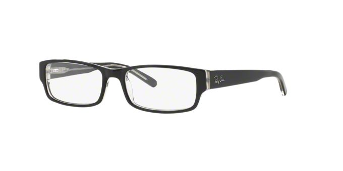 Lenscrafters Mens Eyeglass Frames : RX5069: Shop Ray-Ban Rectangle Eyeglasses at LensCrafters