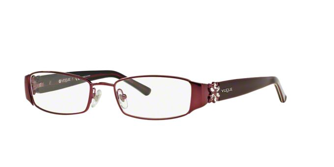 Lenscrafters Eyeglass Frames : VO3659B: Shop Vogue Geometric Eyeglasses at LensCrafters