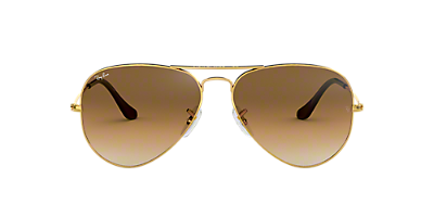 RB3025 58 ORIGINAL AVIATOR $210.00