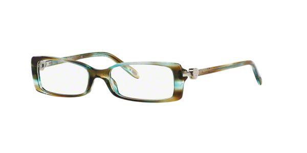 TF2035: Shop Tiffany Blue Rectangle Eyeglasses at LensCrafters