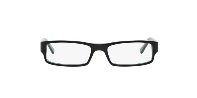 Lenscrafters Mens Eyeglass Frames : RX5246: Shop Ray-Ban Blue Rectangle Eyeglasses at LensCrafters