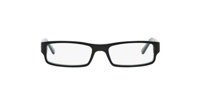 Ray Ban Eyeglass Frames Lenscrafters : RX5246: Shop Ray-Ban Blue Rectangle Eyeglasses at LensCrafters