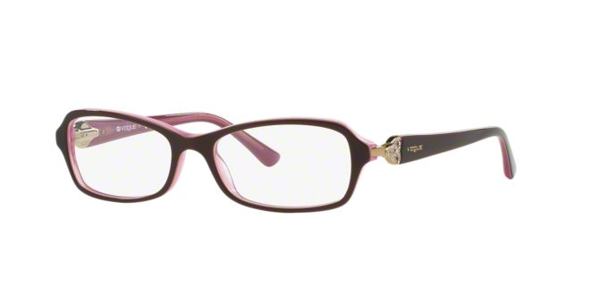 VO2789B: Shop Vogue Butterfly Eyeglasses at LensCrafters