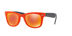 RB4105 FOLDING WAYFARER 54 $160.95