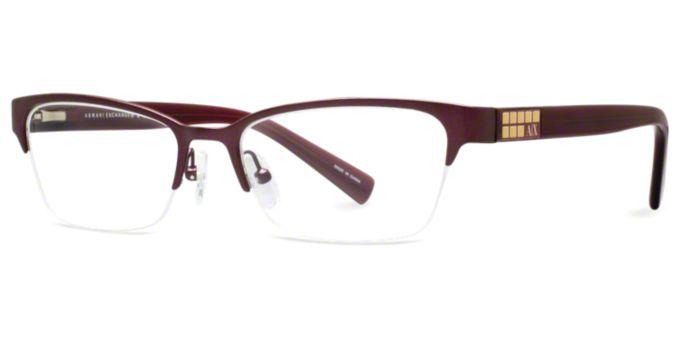 Armani Rimless Glasses Frames : Armani Exchange Eyewear & Glasses LensCrafters
