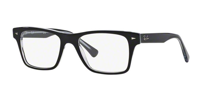 Lenscrafters Mens Eyeglass Frames : RX5308: Shop Ray-Ban Square Eyeglasses at LensCrafters