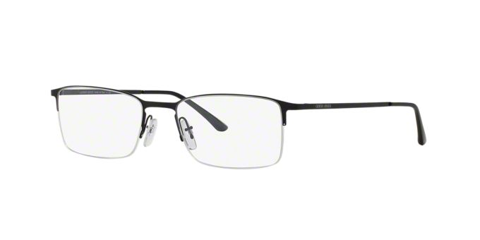 Rimless Glasses At Lenscrafters : AR5010: Shop Giorgio Armani Semi-Rimless Eyeglasses at ...
