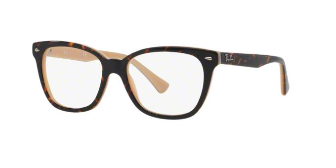 RX5310: Shop Ray-Ban Square Eyeglasses at LensCrafters