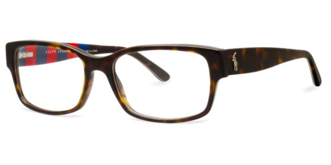 PH2109: Shop Polo Ralph Lauren Rectangle Eyeglasses at ...