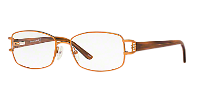 c31029b shop carolee rectangle eyeglasses at lenscrafters