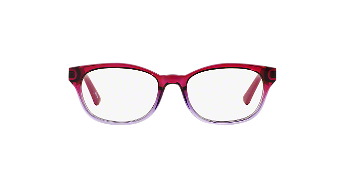 3E4001: Shop Disney Pink/Purple Butterfly Eyeglasses at LensCrafters