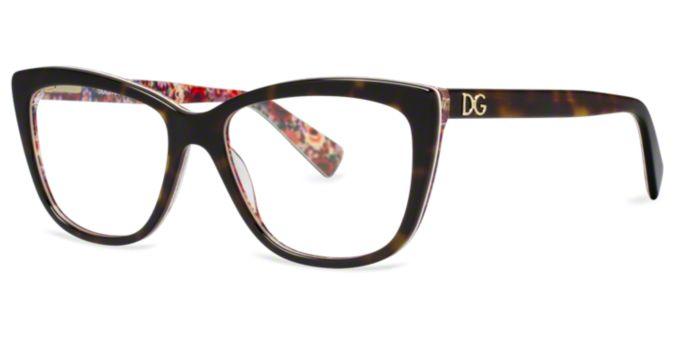 Eyeglasses Frames Lenscrafters : Womens Eyeglasses - Dolce & Gabbana DG3190
